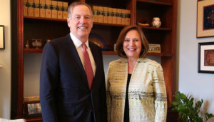 Fischer Meets with U.S. Trade Representative Nominee Robert Lighthizer