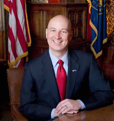 Ricketts raises concerns about Nebraska state revenue