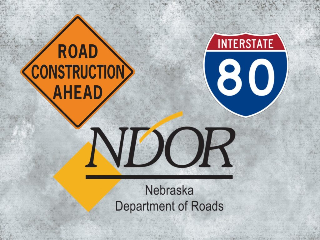I-80 asphalt surfacing in Lincoln County