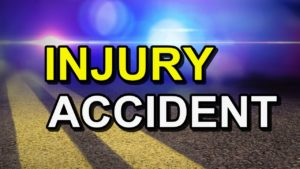 Injury accident reported near North Bend
