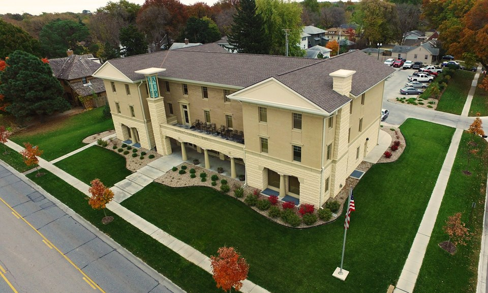 Local Chapter of Alpha Gamma Rho Celebrates 100 Years, Honors UNL Chancellor and UN President