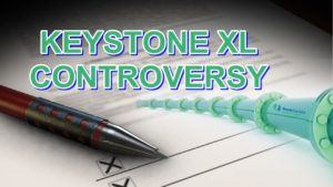 Keystone pipeline leak days before Nebraska expansion ruling