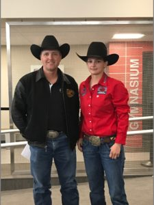 (AUDIO) Scottsbluff's Libby Winchell set to rodeo at E.W.C.
