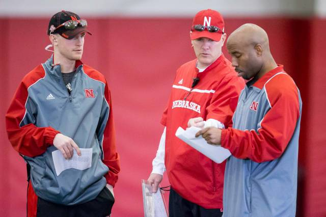 Huskers Evaluating on a Daily Basis