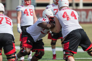 Blackshirts Bring High Energy After Break