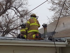 LVFD firefighters called twice to same house last week
