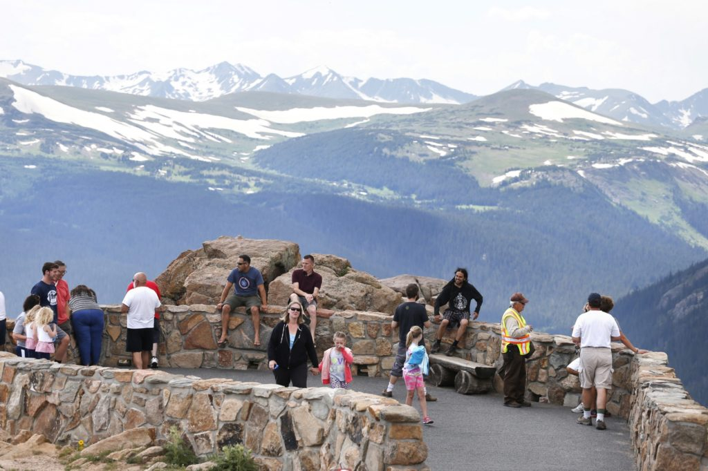 Rocky Mountain National Park gets top ranking for 2016 visits