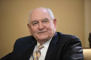 Perdue Confirmed as USDA Secretary