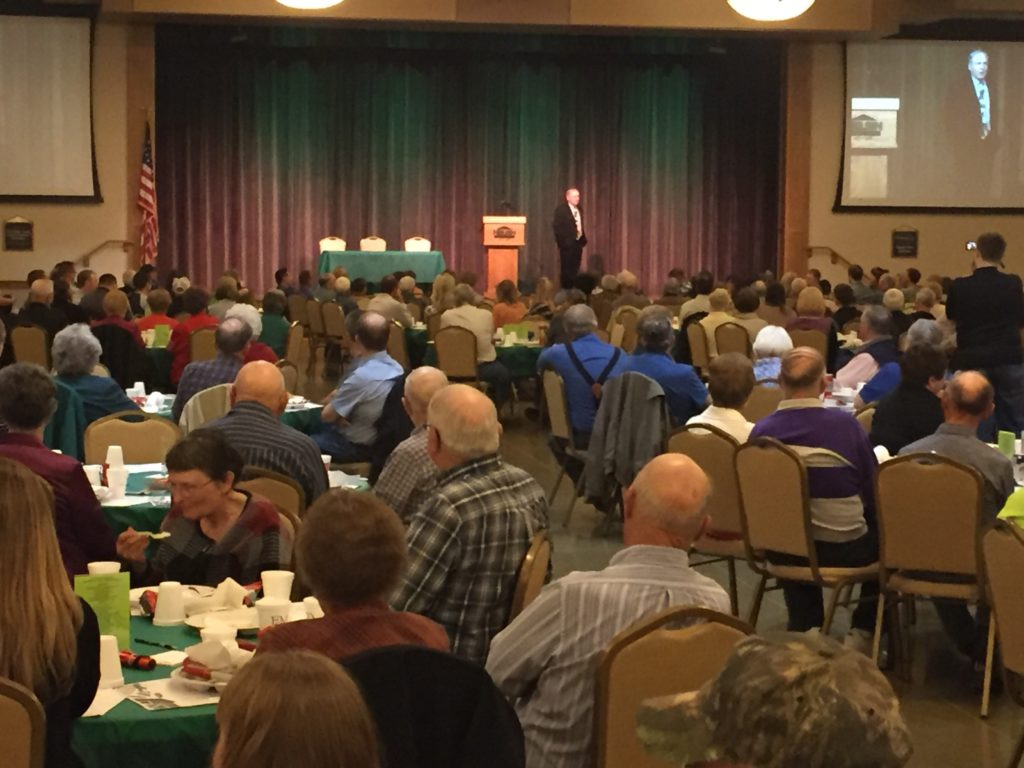Ag Appreciation Banquet Held In West Point