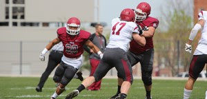 Eagles to begin spring football practice Monday
