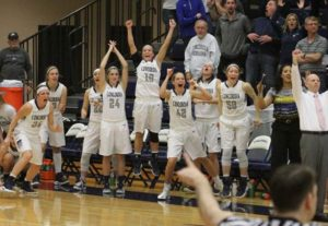 Bulldogs survive OT buzzer beaters, claim GPAC postseason title