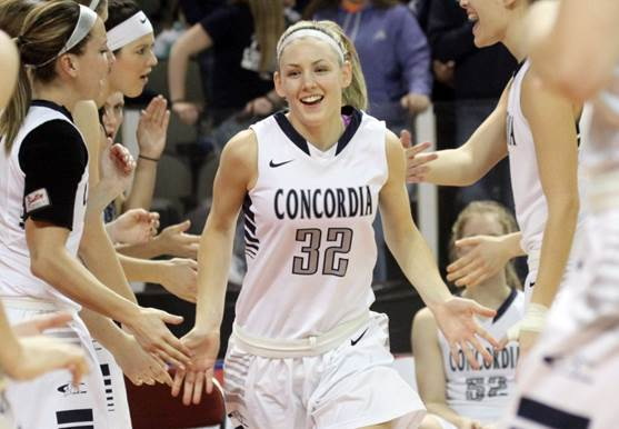Andersen selected to national all-tournament team