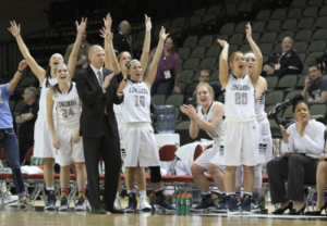Janovich, Lammers, Olson earn recognition from WBCA