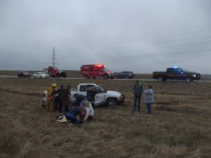 Two Brothers Sent To Hospital After Accident Near Stanton