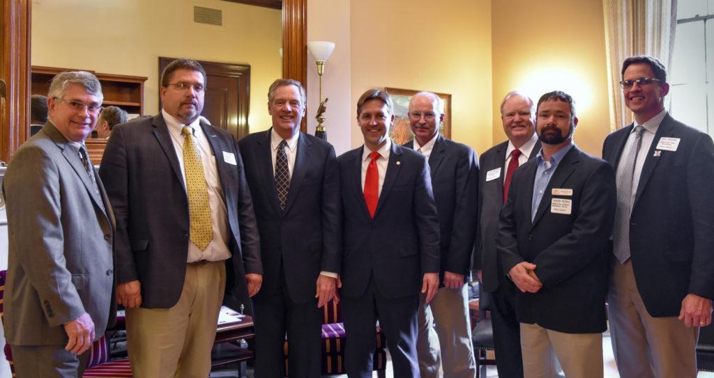 Sasse Convenes Nebraska Meeting with U.S. Trade Representative Nominee