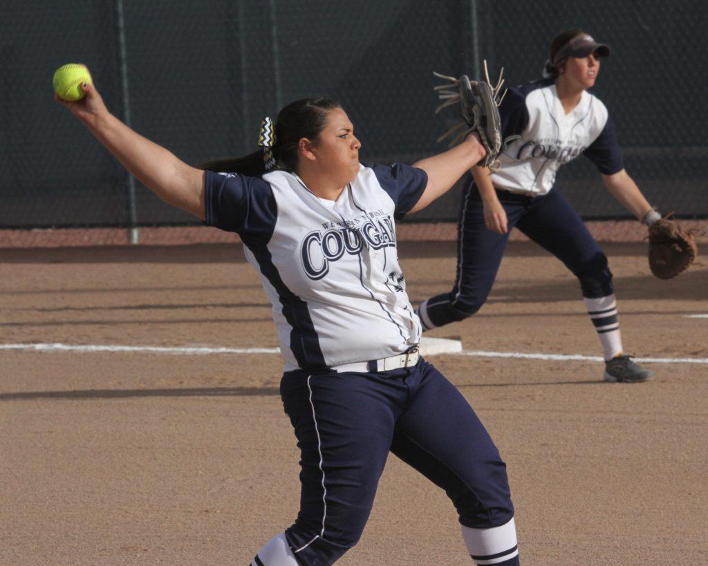 WNCC softball sweeps North Platte