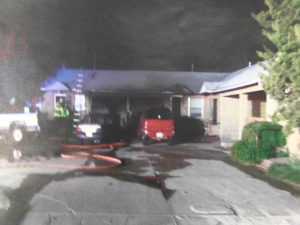 Bluffs Police looking for more leads in arson fire