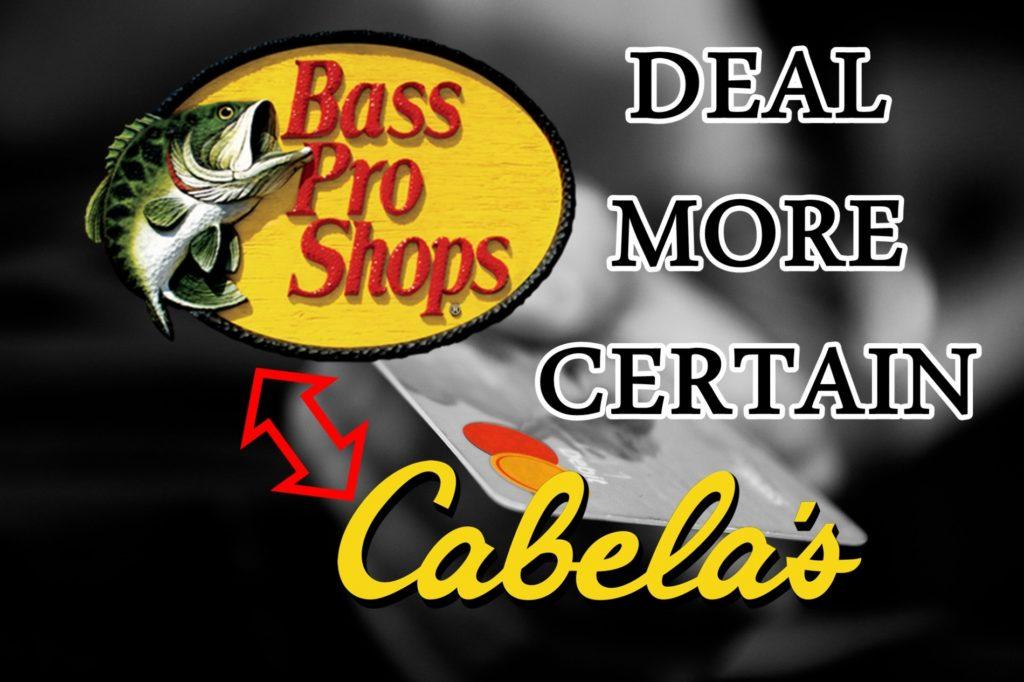 Bass Pro Shops, Cabela tweak deal to appease regulators