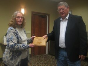 Buffalo County Historical Society presents honors