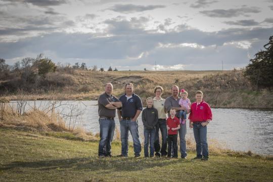 Gov. Ricketts Announces 2017 Nebraska Leopold Conservation Award Recipient