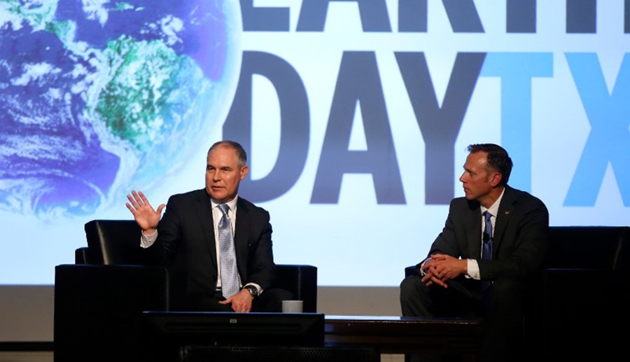 EPA Head Says His Agency Is Getting Back To Basics