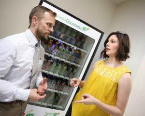 UNK vending machines could soon have healthier options
