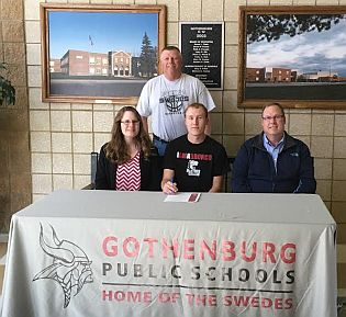 Hahn Headed To Hastings College