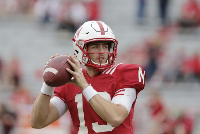 (Audio) Riley tweets Tanner Lee enters summer as Huskers' No. 1 QB
