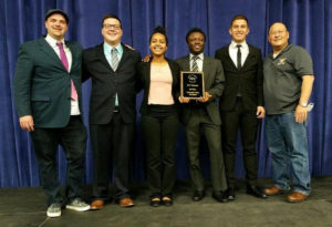 WNCC Speech and Debate Team finishes 2nd in the nation