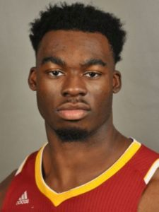 Huskers Sign Winthrop Big Man