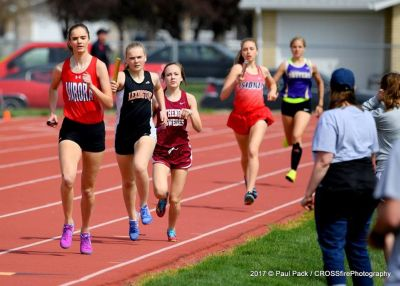 High School Track Results 4-13