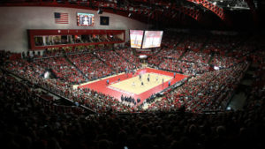 Huskers Begin Big Ten Action At Home
