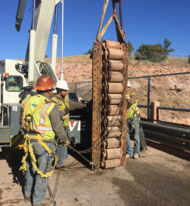 Bureau updates irrigators of water and dam project