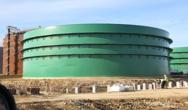 New Iowa Nitrogen Plant Opens