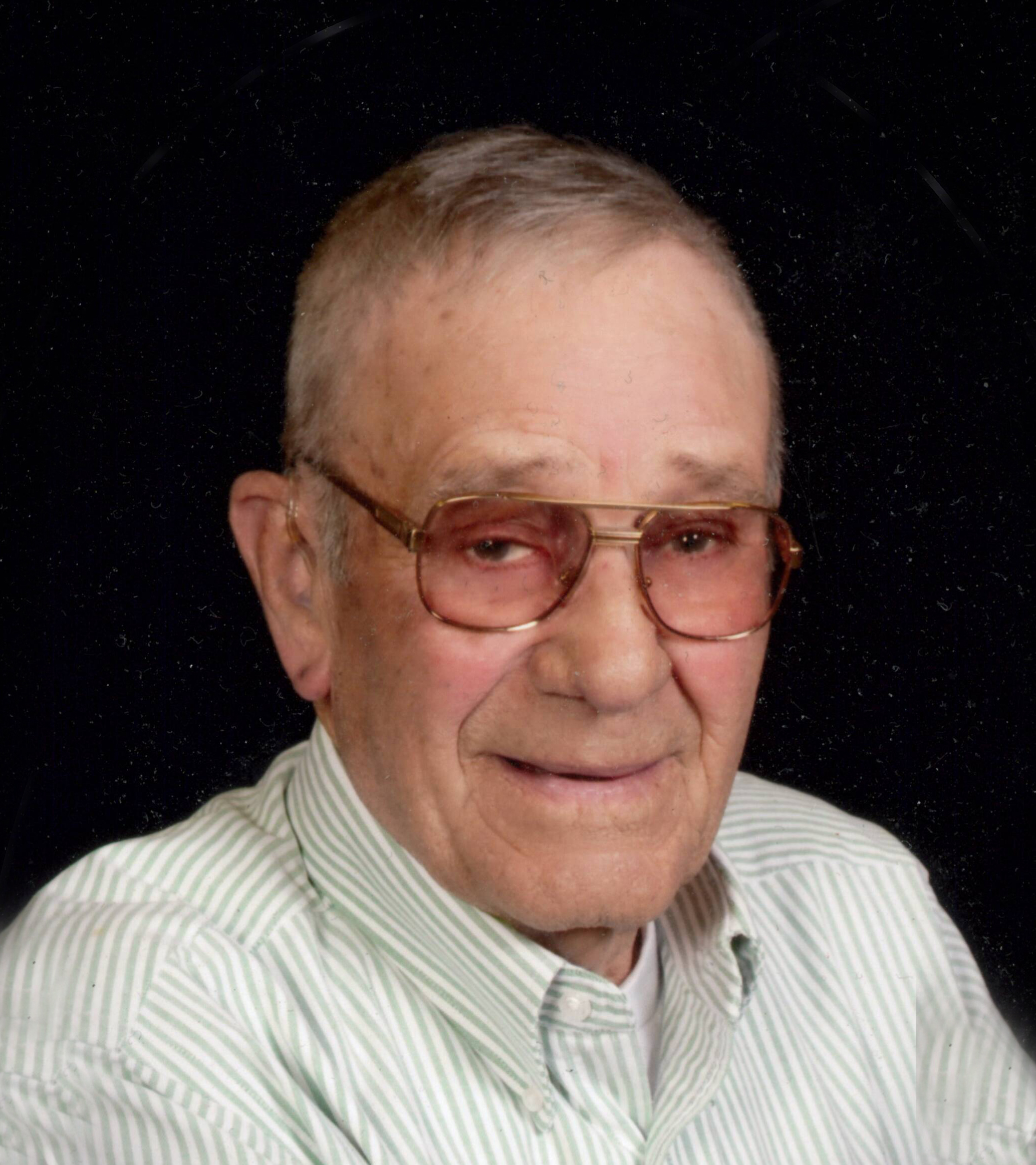 Charles Fredrick Johnson, 86 years of age, of Holdrege