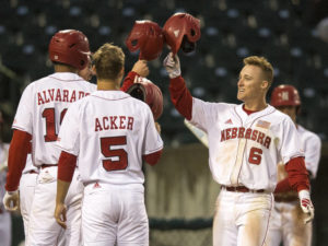 Huskers Hit The Road This Weekend