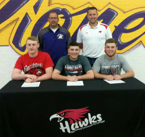 Northeast Signs Additional Baseball Recruits