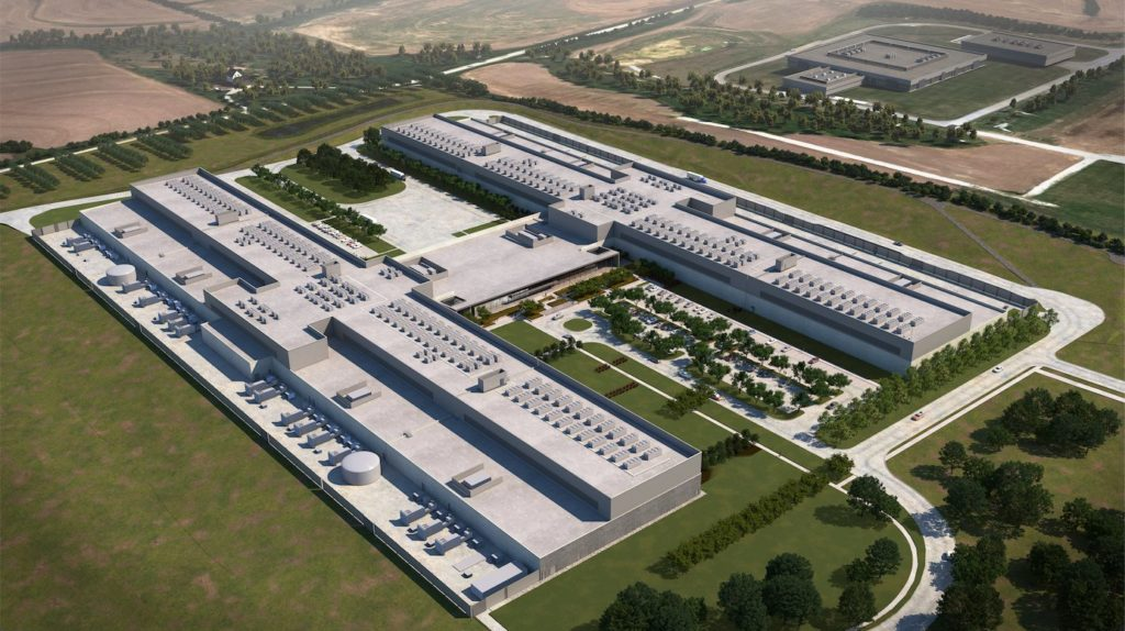 Another data center in the works for Sarpy County