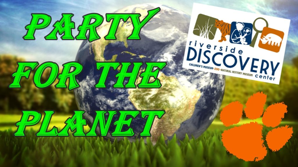 "RDC to host ""Party for the Planet"" on Saturday"