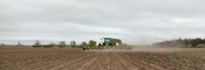 Cool Weather in the Midwest Endangers Corn, Soybean Seedlings