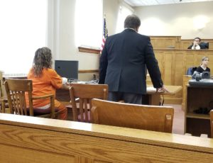 Motions heard Monday in Callahan case