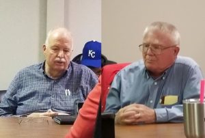 Two LRHC board members announce resignations
