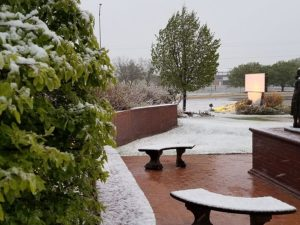Parts of southwestern, central Nebraska to get wintry blast