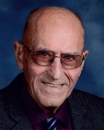 Dean Jacob Robinson, 92 years of age, of Holdrege