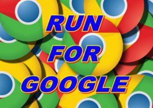BMS Raising Funds for Chromebooks through Run for Google event