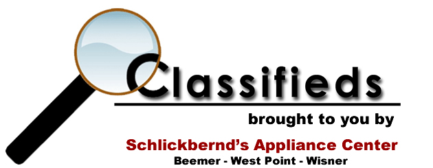 Schlichbernds Appliance Center Classifieds