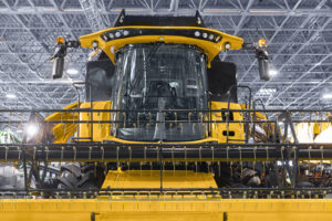 U.S. Tractor Sales Up 6% in March, Combines Up 11%
