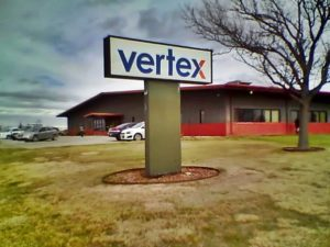Vertex to ramp up staff after increased workload from Illinois clients