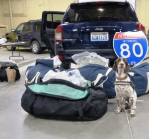 I-80 enforcement during April week nets drugs, arrests for WHP