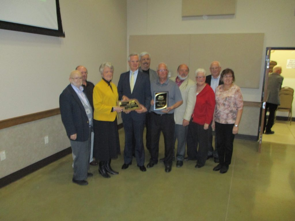 Awards Handed Out At Cuming County Economic Development Banquet